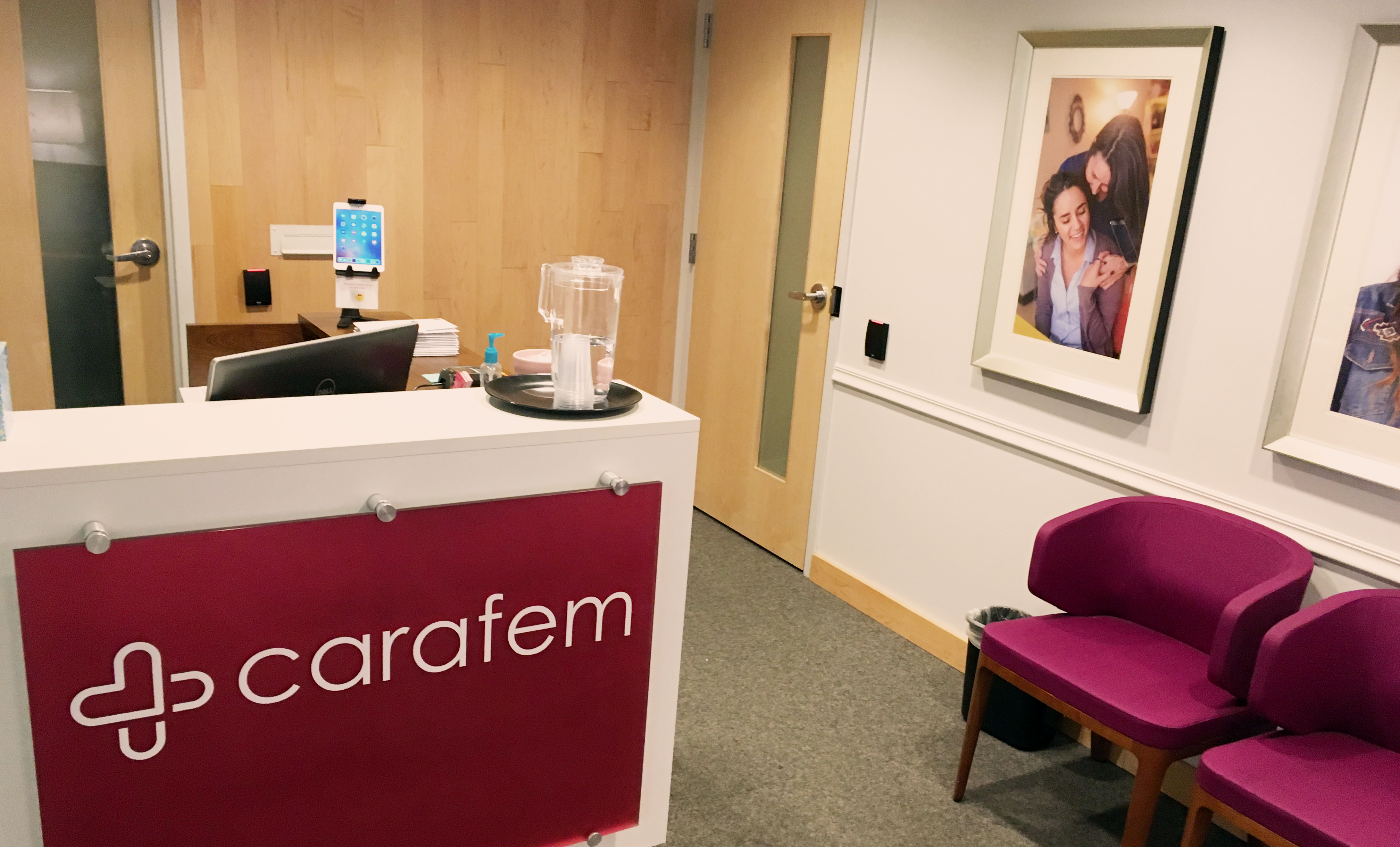 carafem Washington D.C. Chevy Chase Abortion Clinic