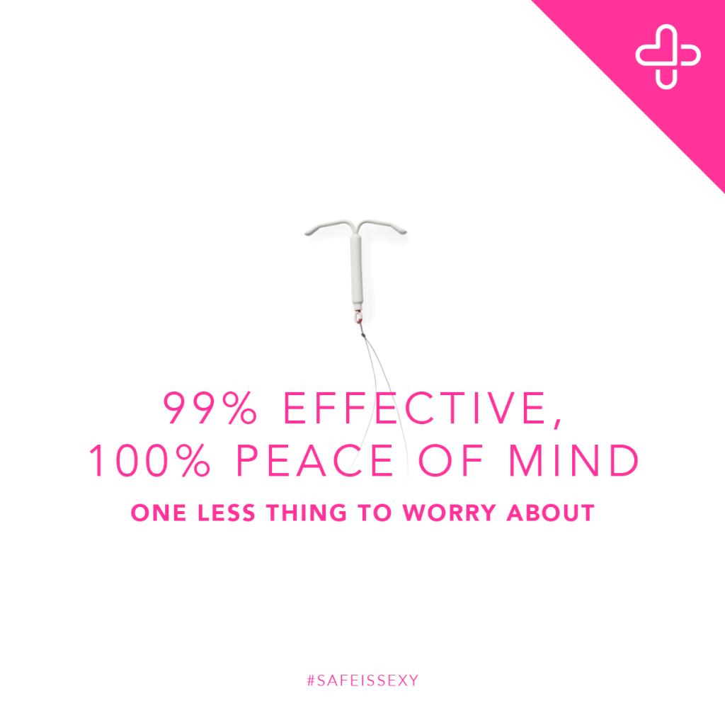 carafem - birth control IUD