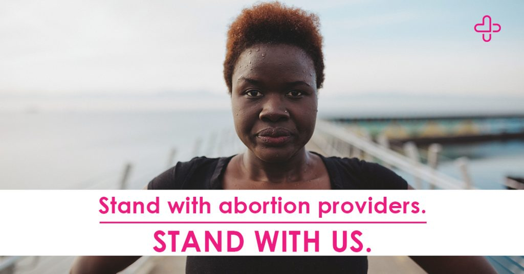Stand with Abortion Providers